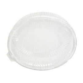 Pactiv Clear Dome Lid for 12 oz Foam Bowls - YCI800120000 - 500/cs