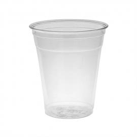 Pactiv 12 oz-14 oz Clear PET Plastic Cups - YP1214CA - 540/cs