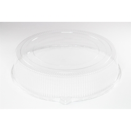 Pactiv 18in High Dome Lid - YTV7925P - 50/cs